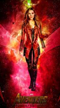 Scarlet Witch Wallpaper 6