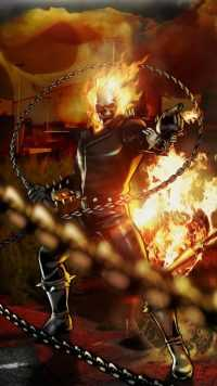 Ghost Rider Wallpaper 2