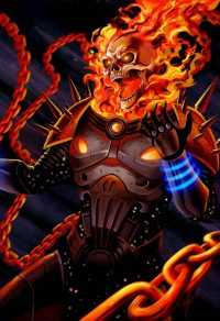Ghost Rider Wallpaper 3