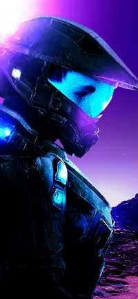 Halo Wallpaper 1
