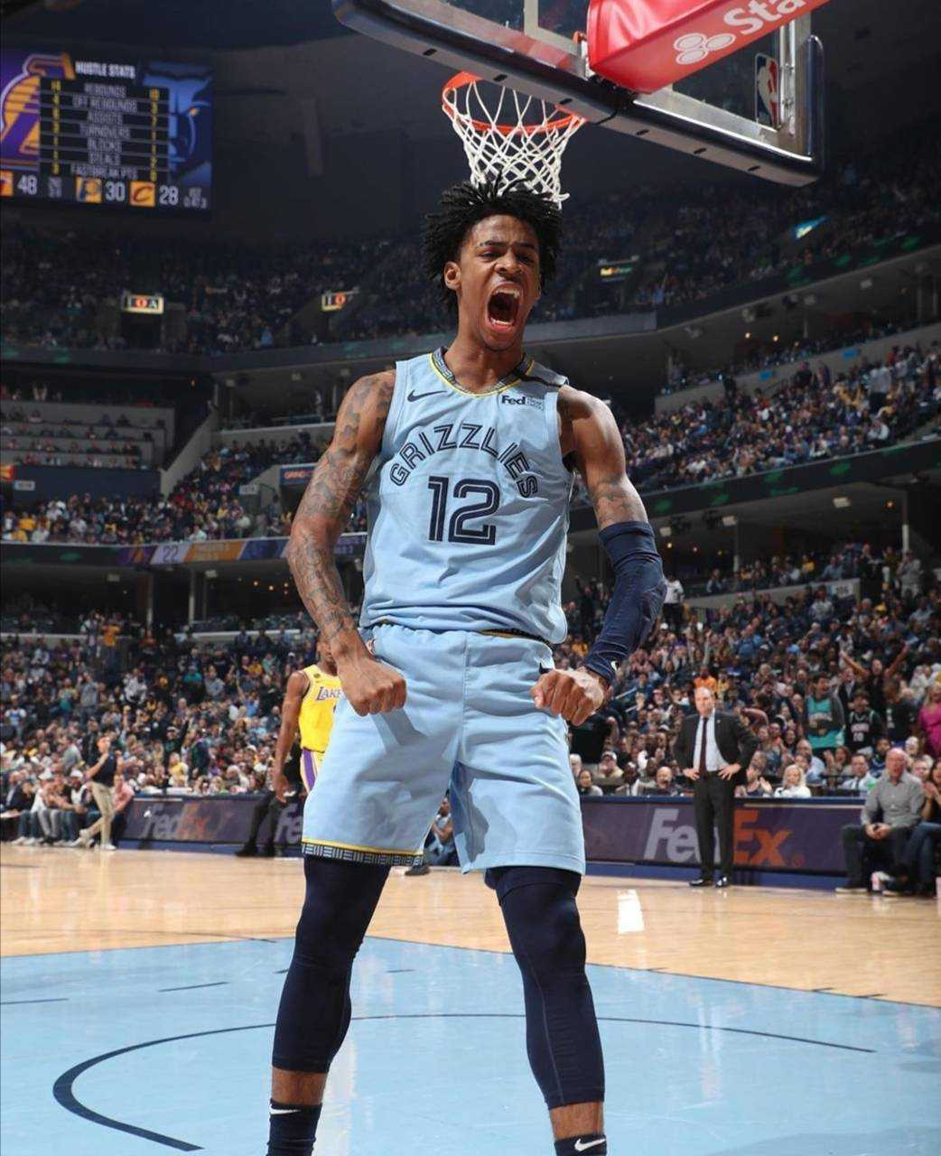 Ja Morant Wallpaper 1