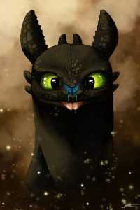 Toothless Wallpaper 7