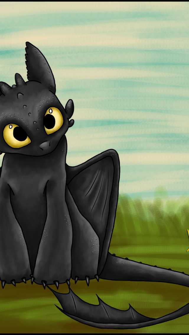 Toothless Wallpaper 1