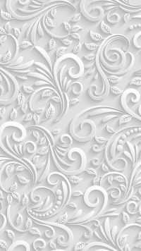 White Wallpaper 3