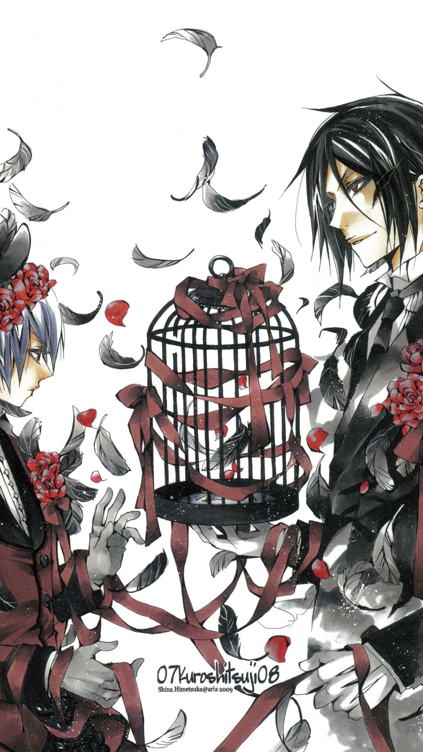 Black Butler Wallpaper Android