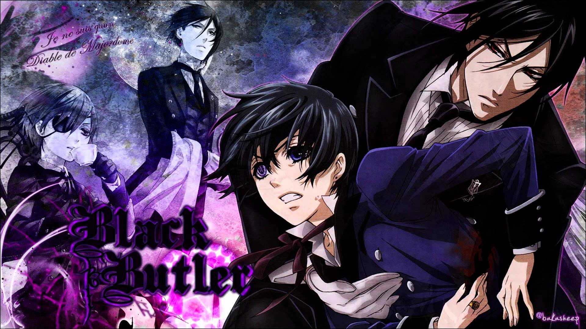 Black Butler Wallpaper 1
