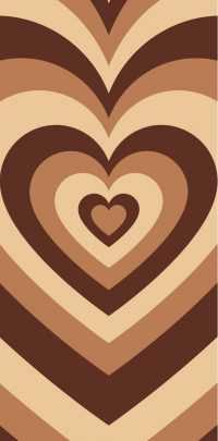 Brown Heart Wallpapers 6