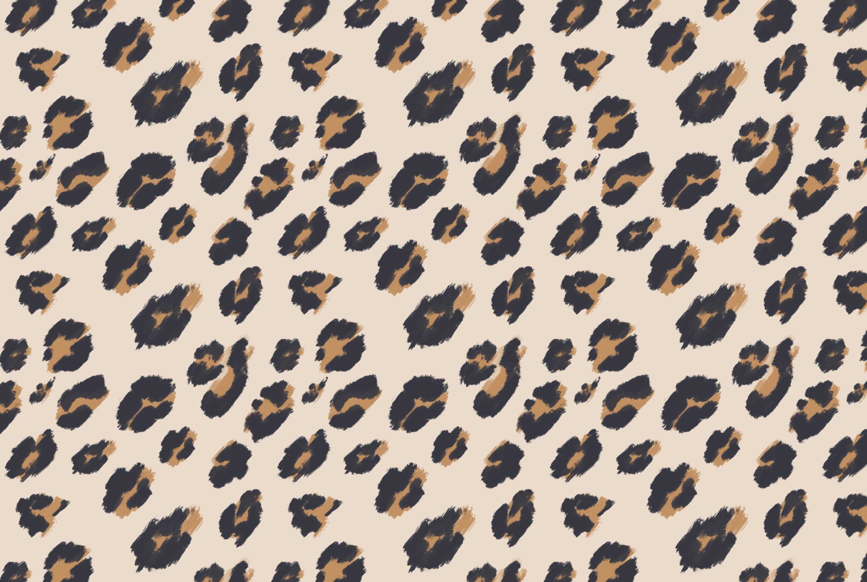 Cheetah Print Wallpaper Desktop 1