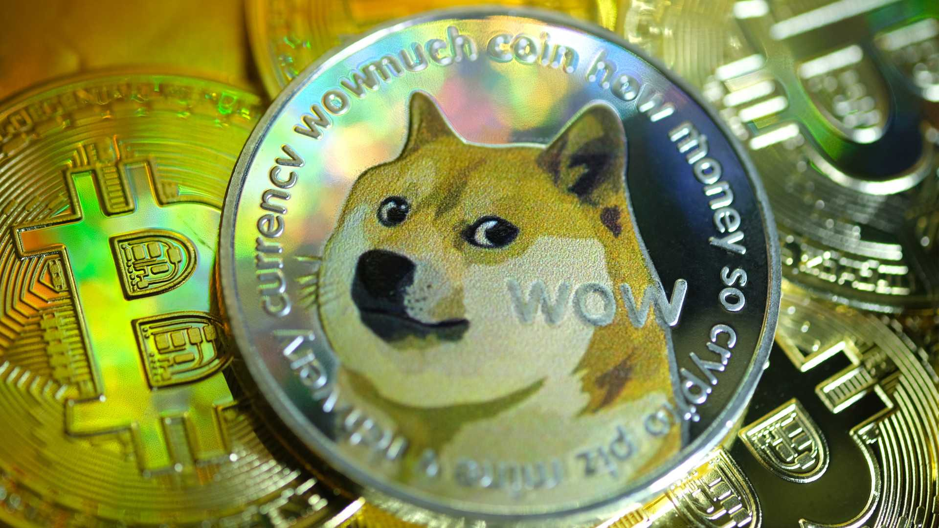 DogeCoin Wallpaper 1
