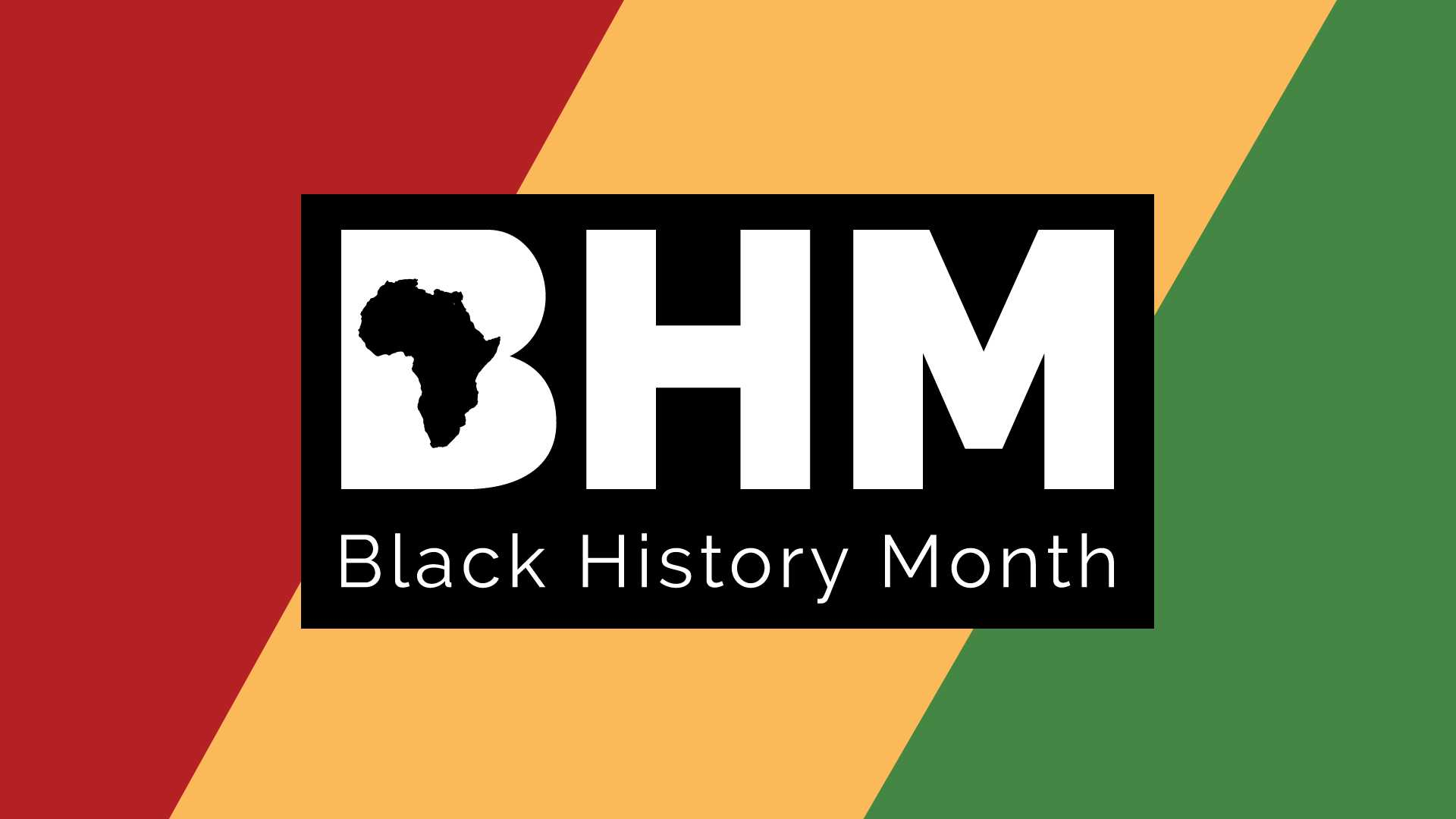 HD Black History Month Wallpaper 1