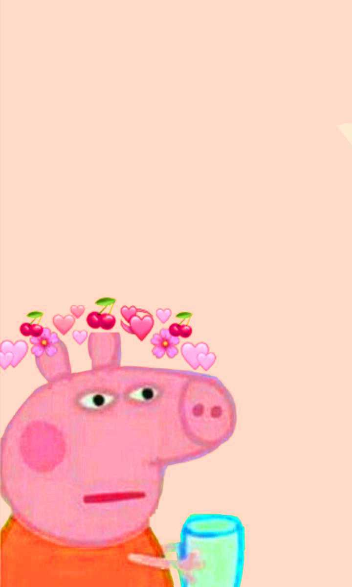 Peppa Pig Wallpaper 1