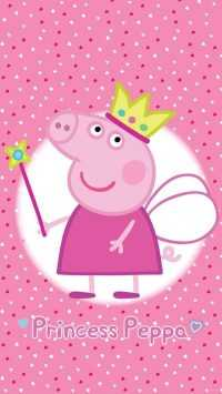 Princess Peppa Wallpaper 5