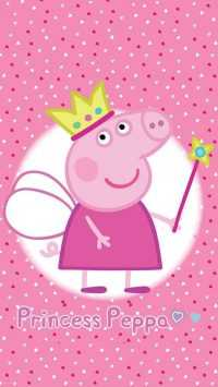 Princess Peppa Wallpaper 2