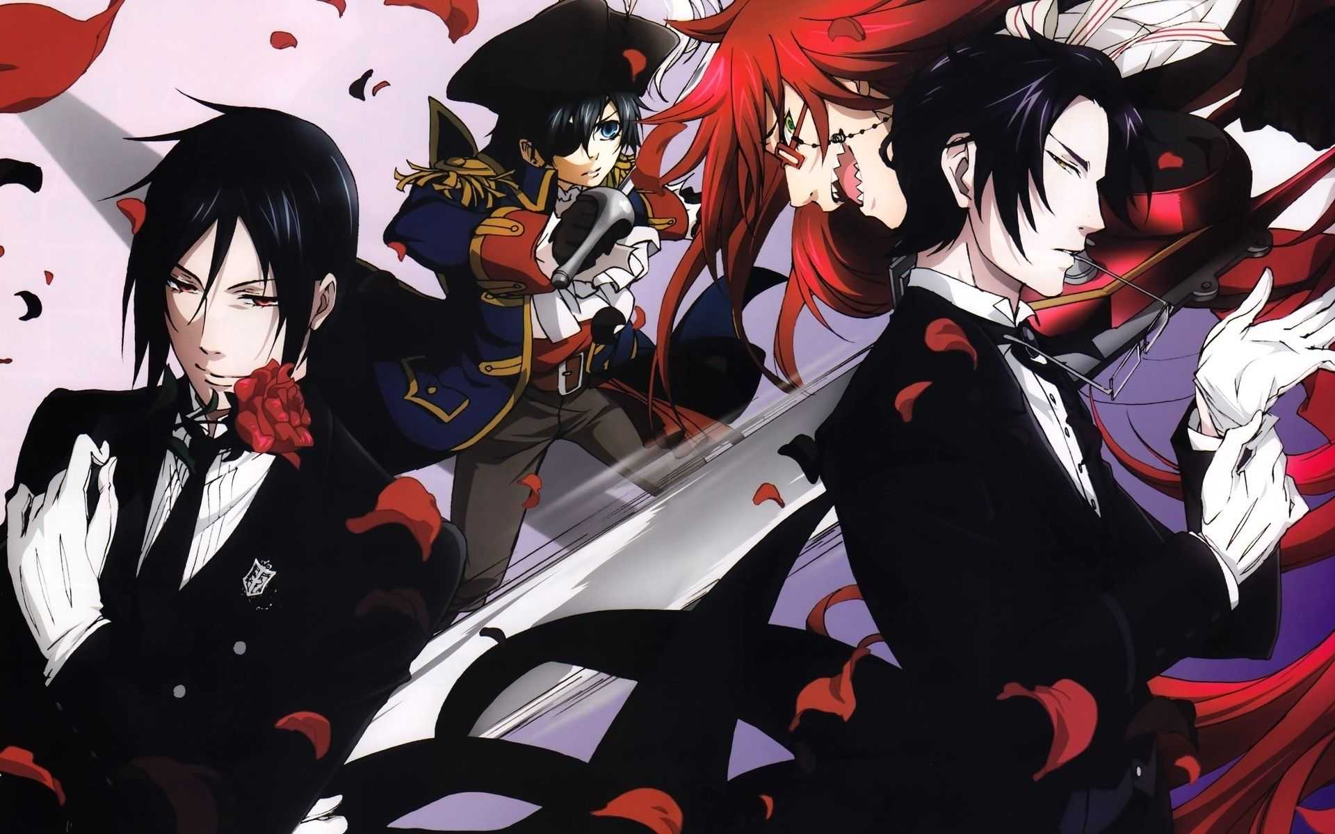 Sebastian Black Butler Wallpaper 1