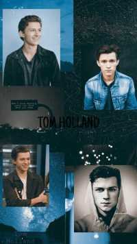 Tom Holland iPhone Wallpaper 5