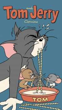 Tom Jerry Wallpaper 8