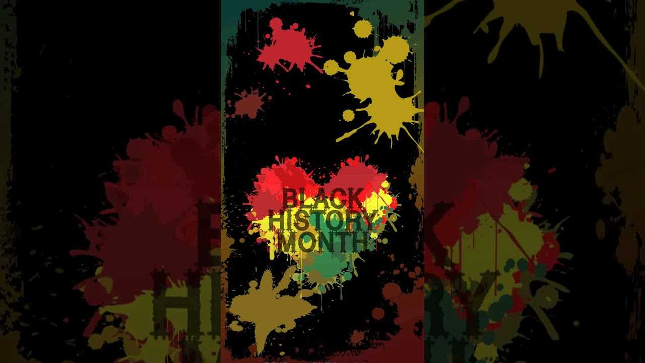 Wallpaper Black History Month 1