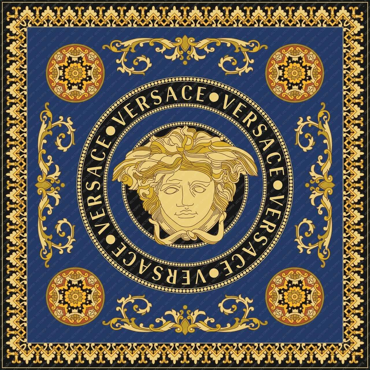 Wallpaper Versace 1