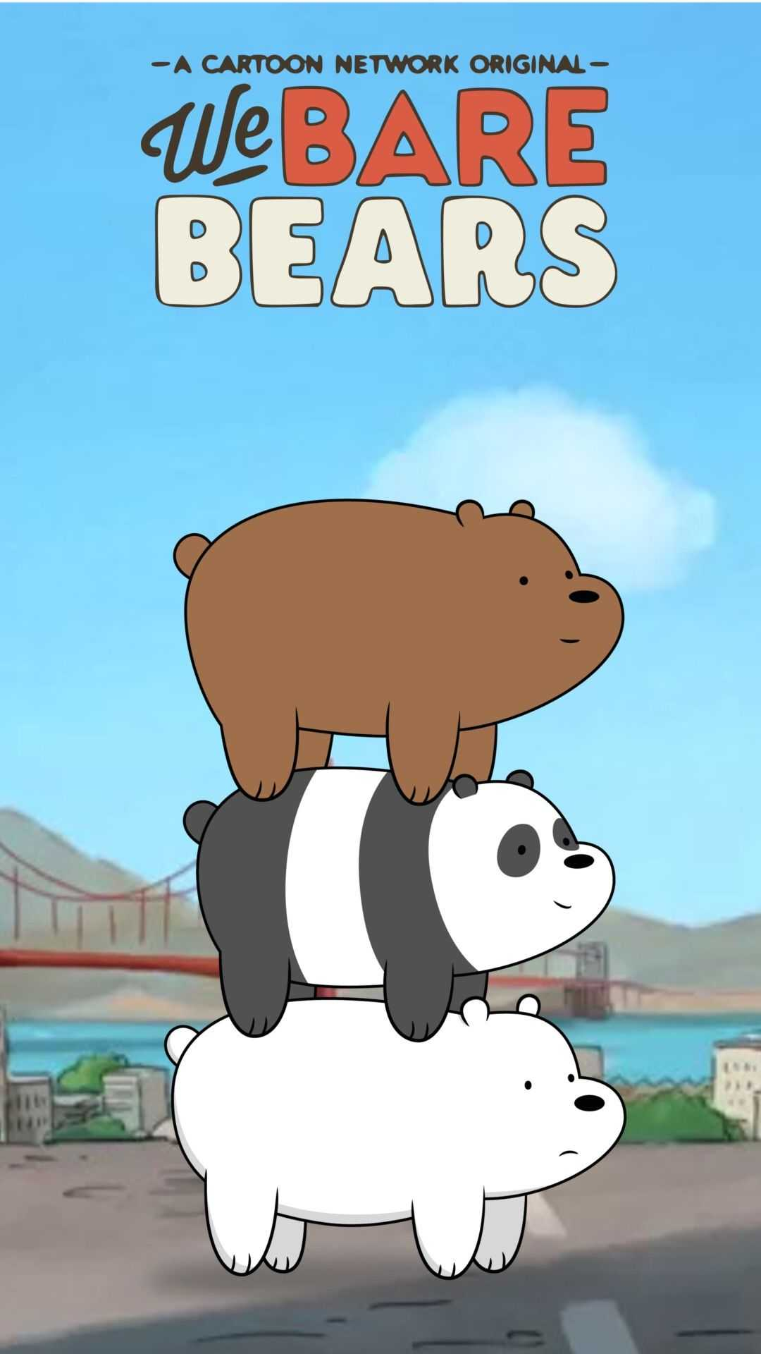 We Bare Bears Wallpaper 1