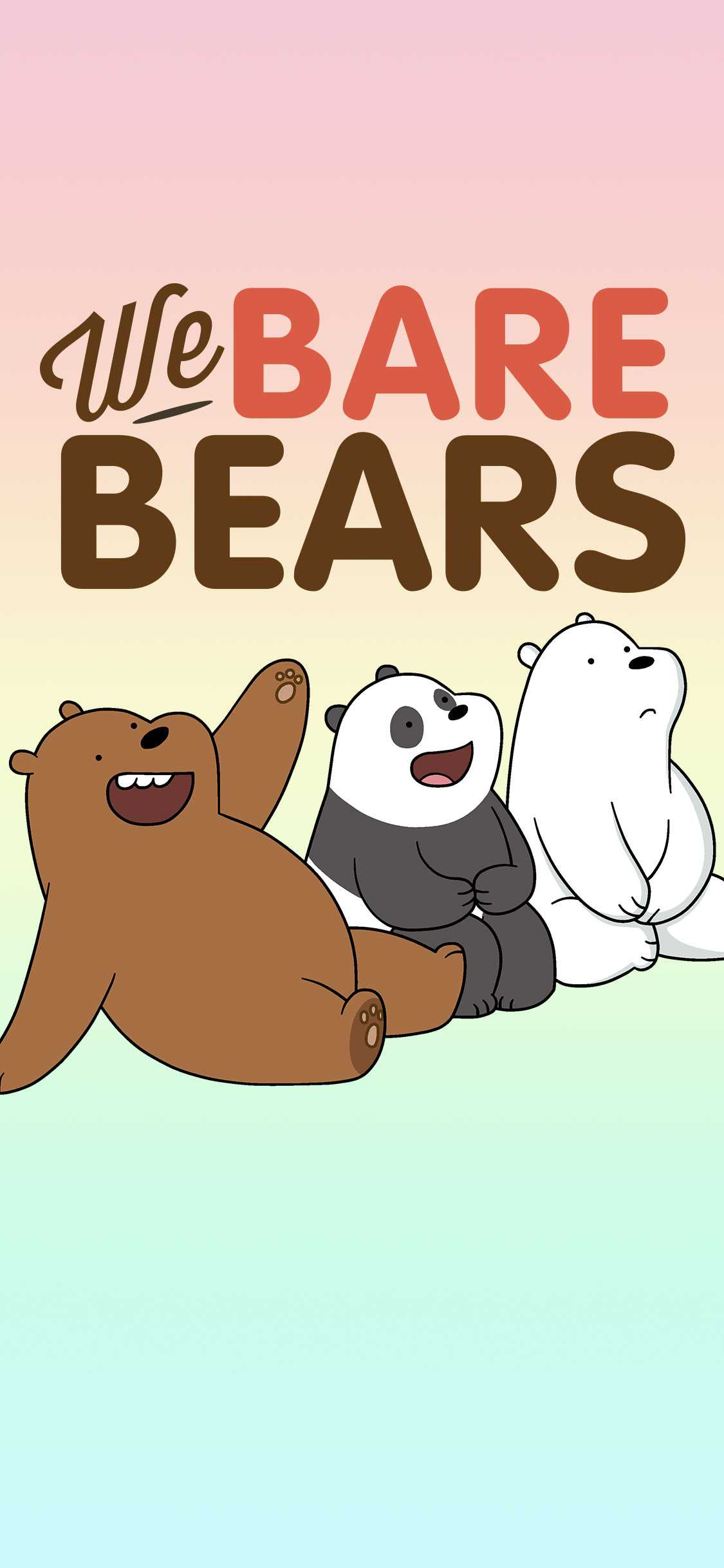 We Bare Bears Wallpaper Android 1