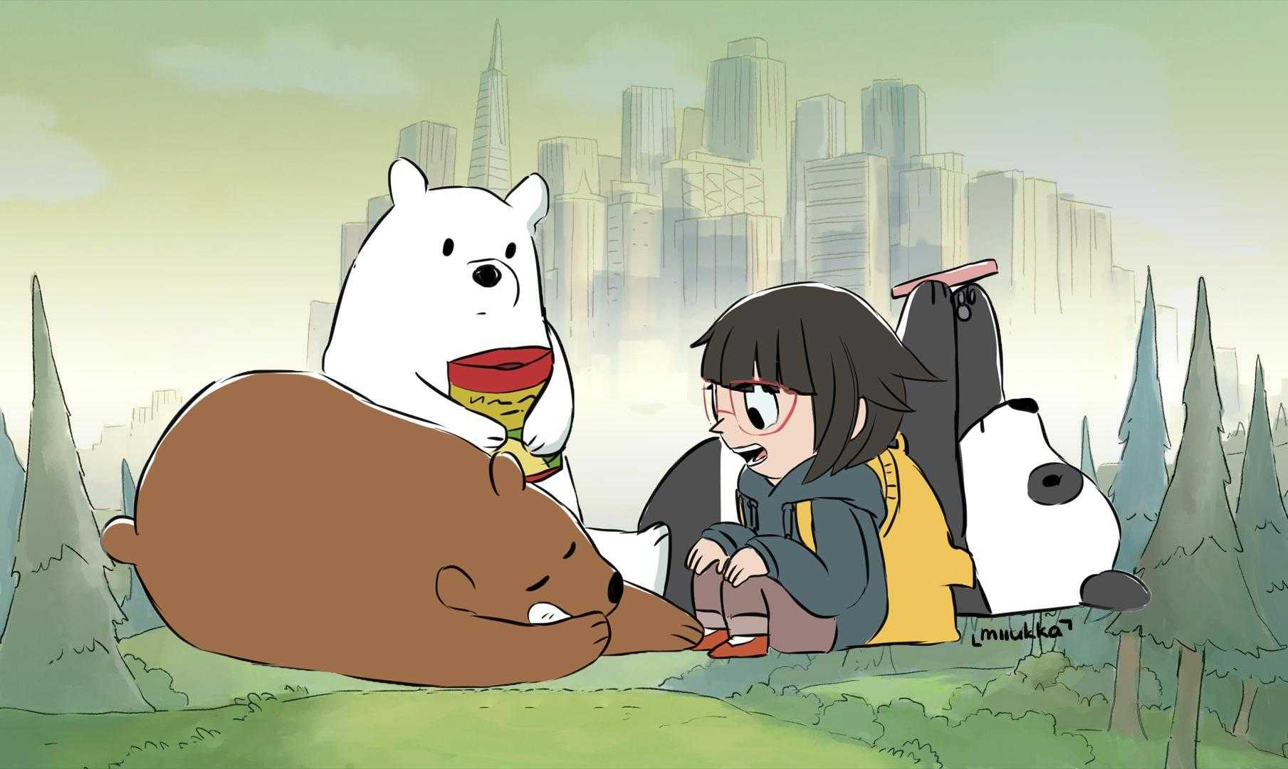 We Bare Bears Wallpapers 1