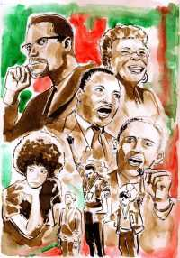 iPhone Black History Month Wallpaper 5