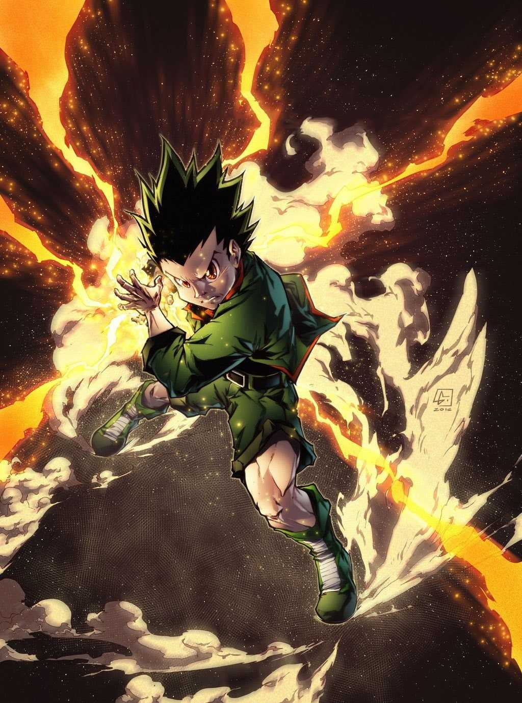 Gon Background 1