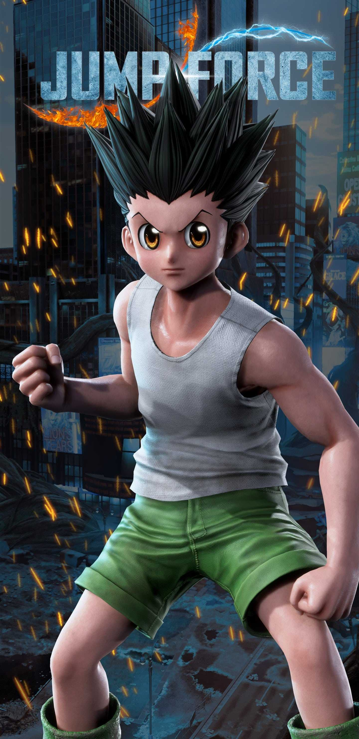 Gon Wallpaper Android 1