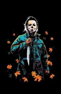 Michael Myers Wallpapers iPhone 4