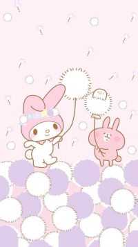 Sanrio My Melody Wallpaper 7