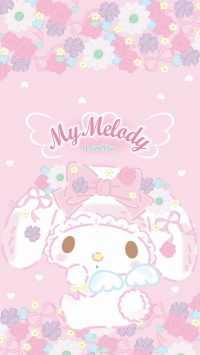 Sanrio My Melody Wallpaper 8
