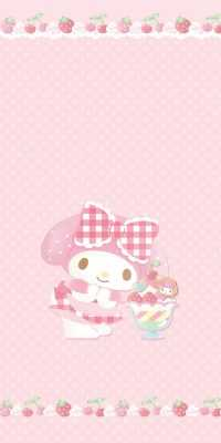 Sanrio My Melody Wallpaper 6