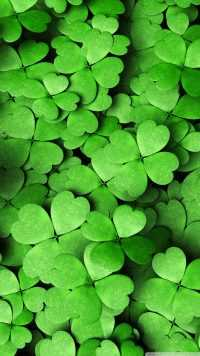 Shamrock Wallpapers Phone 4