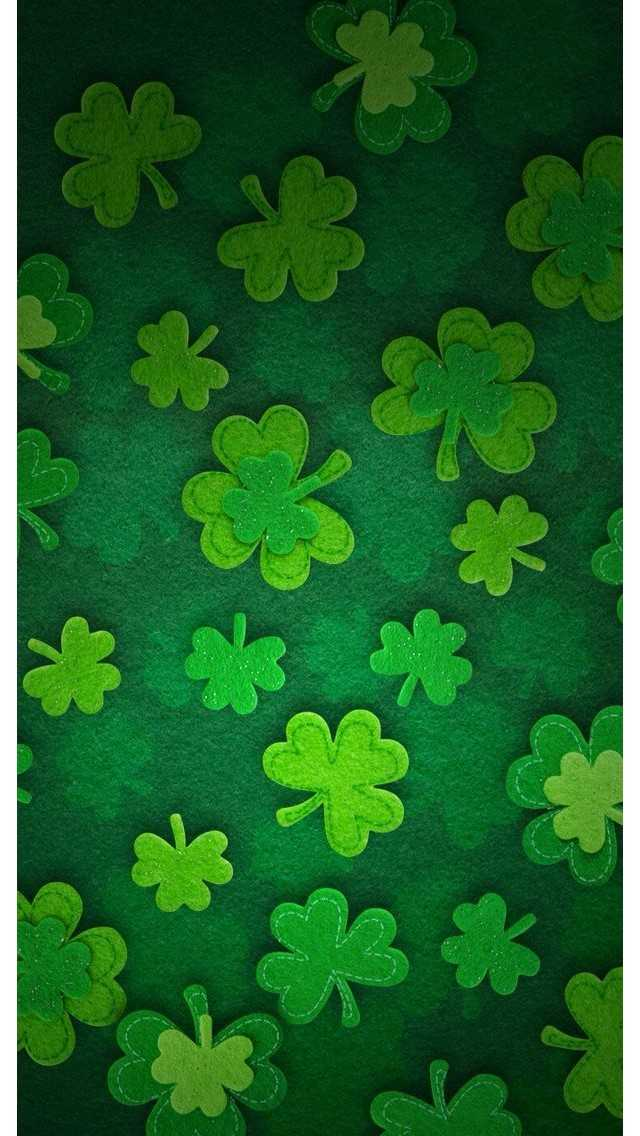 Shamrock Wallpapers iPhone 1