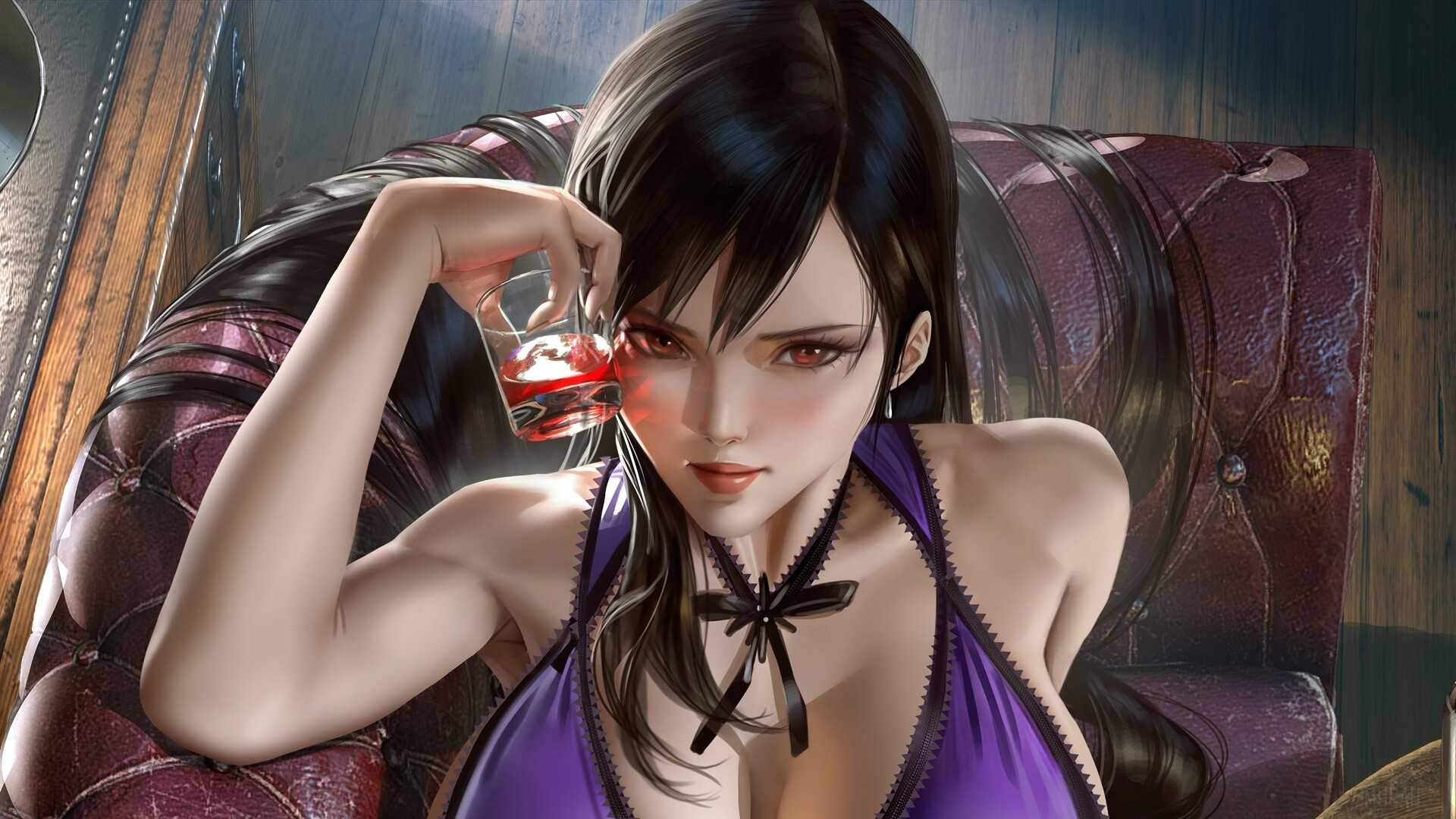 Tifa Lockhart Wallpaper 1