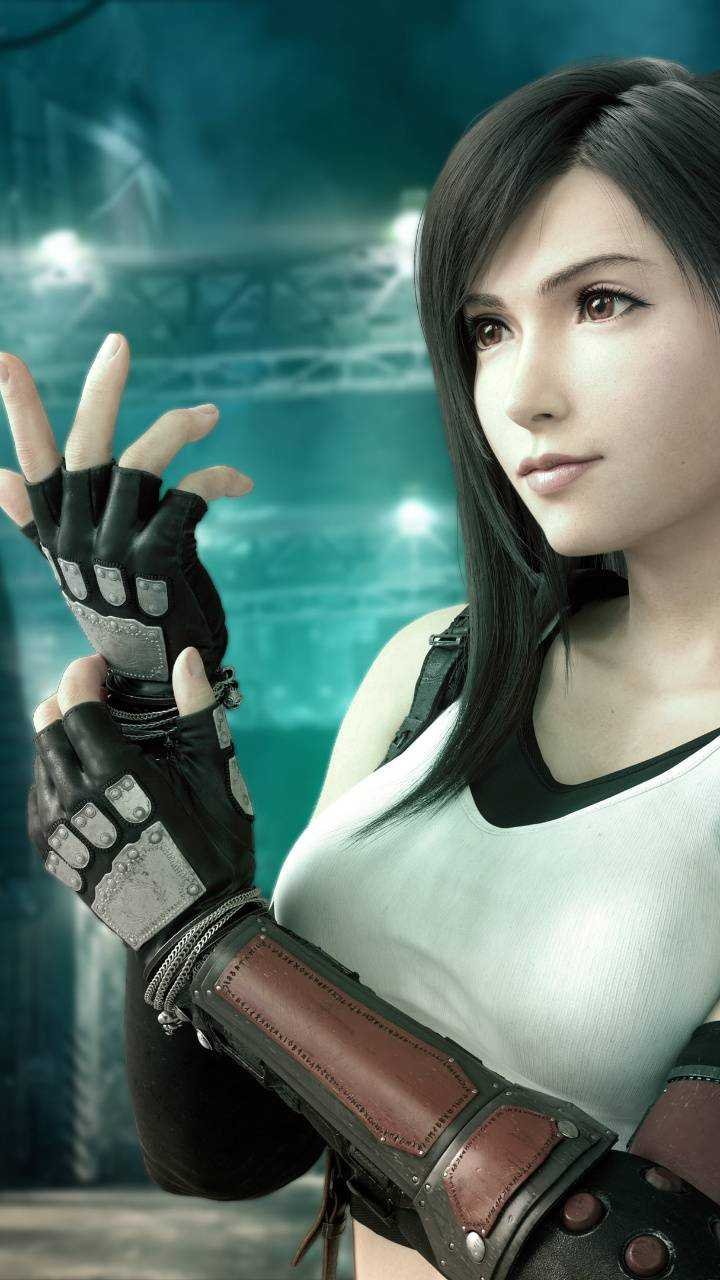 Tifa Lockhart Wallpaper Phone 1