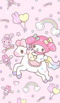 Wallpaper My Melody 2