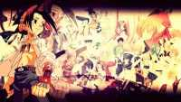 Wallpaper Shaman King 3