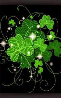 Wallpaper Shamrock 5