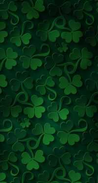 Wallpaper Shamrock 3