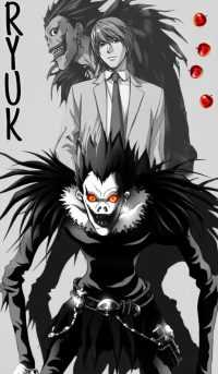 iPhone Ryuk Wallpaper 8
