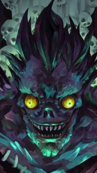iPhone Ryuk Wallpapers 7