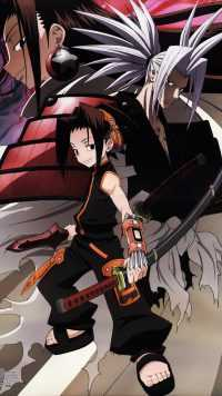 iPhone Shaman King Wallpaper 2