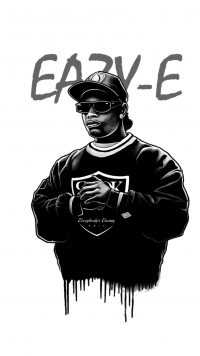 Eazy E NWA Wallpaper Phone 9