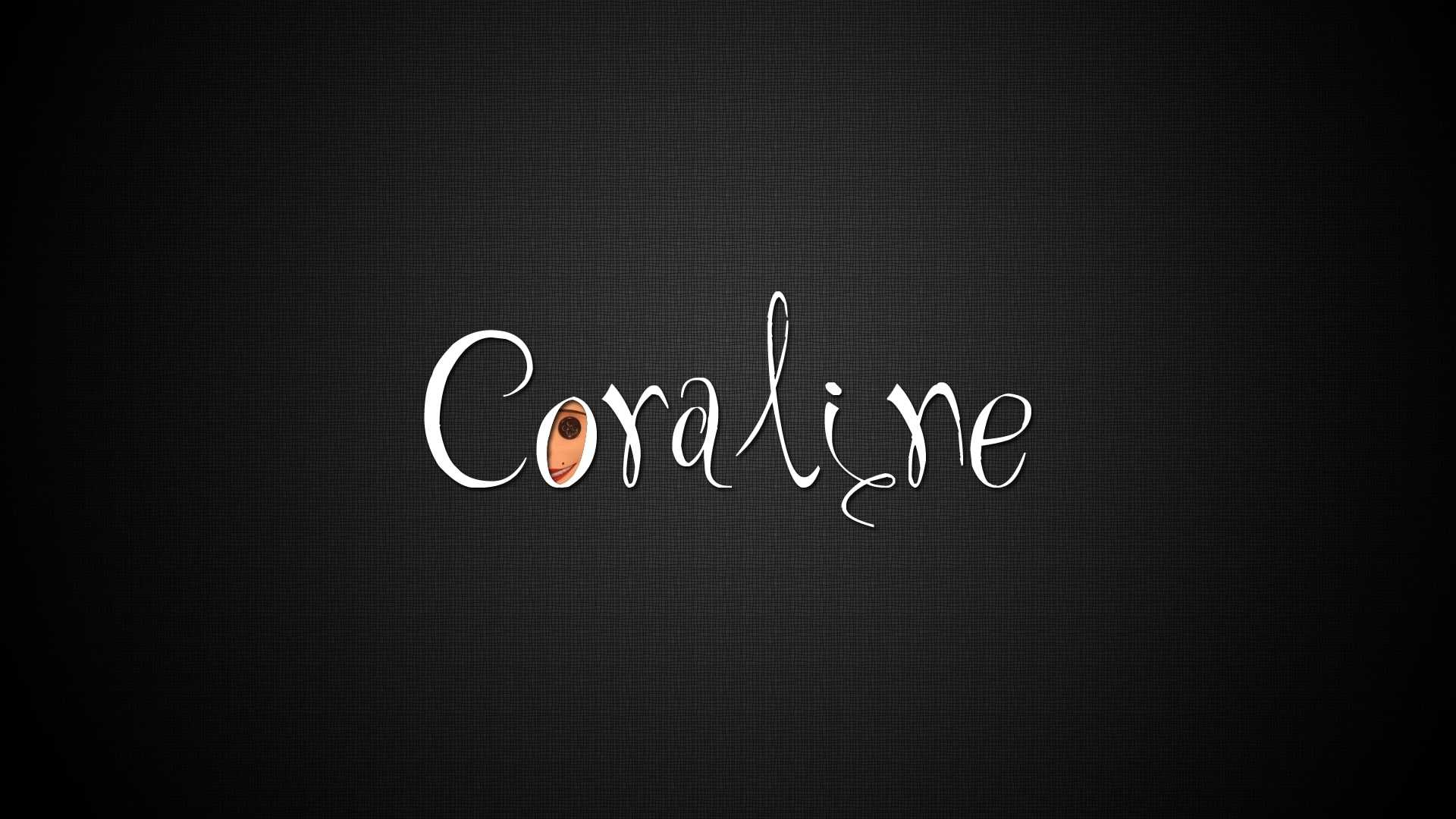HD Coraline Wallpaper 1