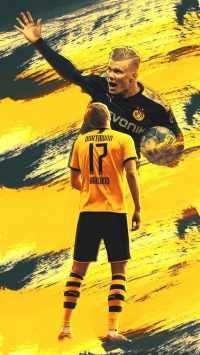 Haaland Dortmund Wallpapers 10