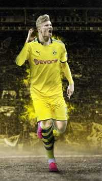 Haaland Dortmund Wallpapers 4
