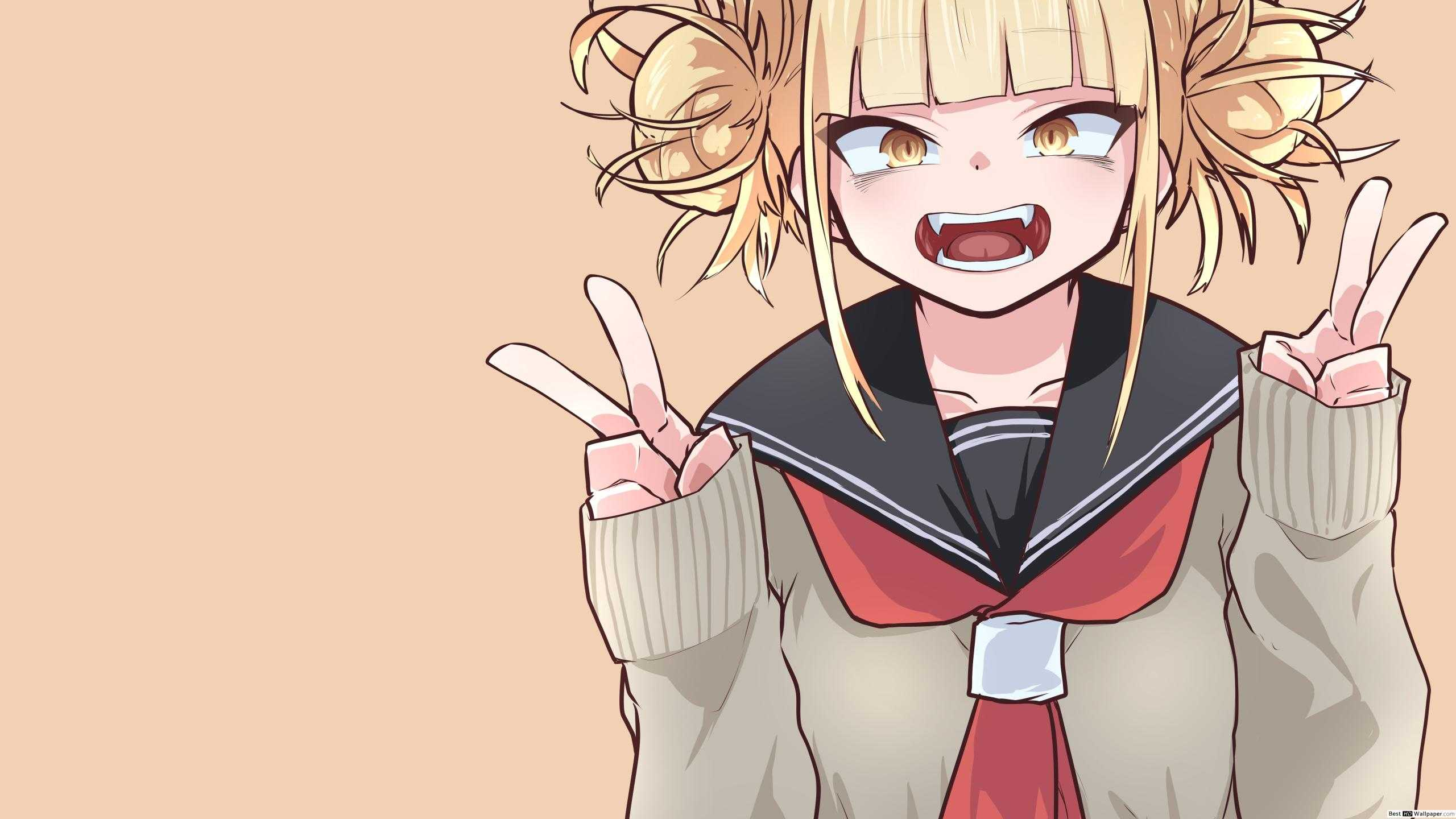 Himiko Toga Wallpaper PC 1