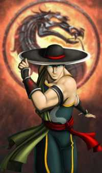 Kung Lao Wallpaper Phone 5