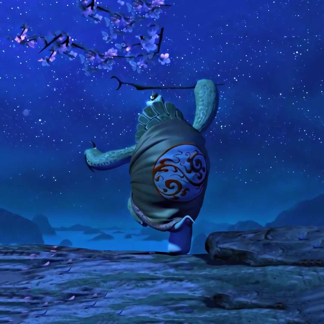 Master Oogway Background 1